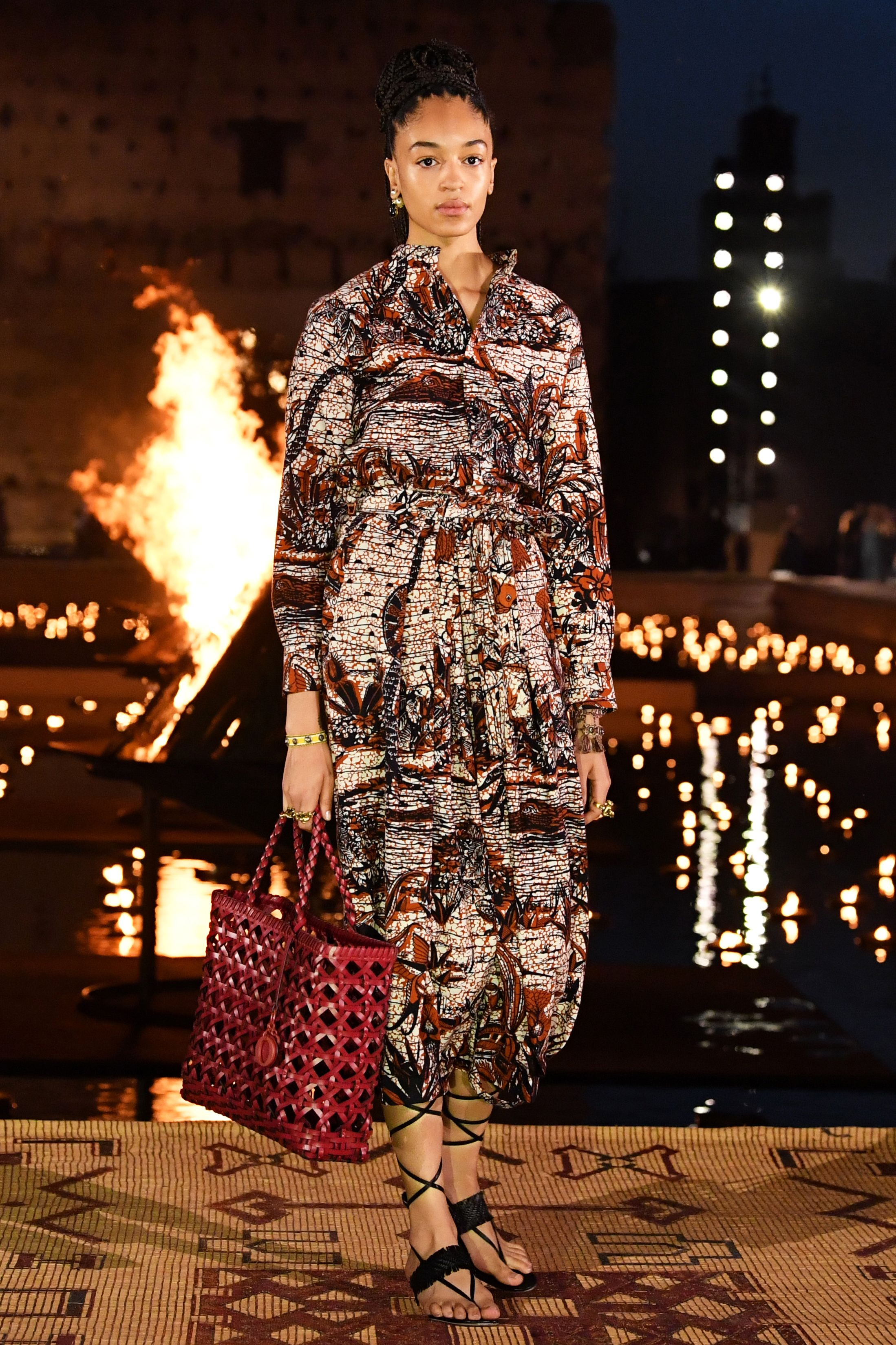Christian Dior Couture S/S20 Cruise Collection : Runway
