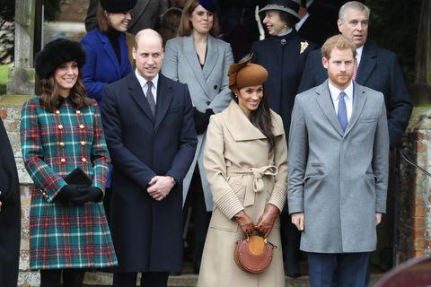 梅根馬克爾,哈利王子,威廉王子,凱特王妃,伊莉莎白女王,皇家婚禮,英國皇室,皇室規定