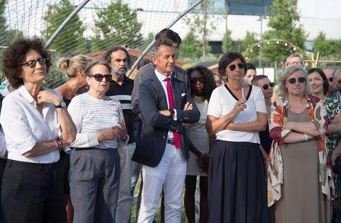 02_Giorgio Lazzaro, direttore generale CityLife tra il team di Orticola.