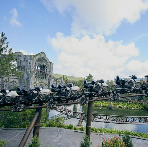 New Hagrid-Themed Harry Potter ride wows crowds at Universal Orlando