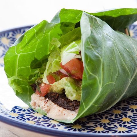 healthy alternatives for burger bun