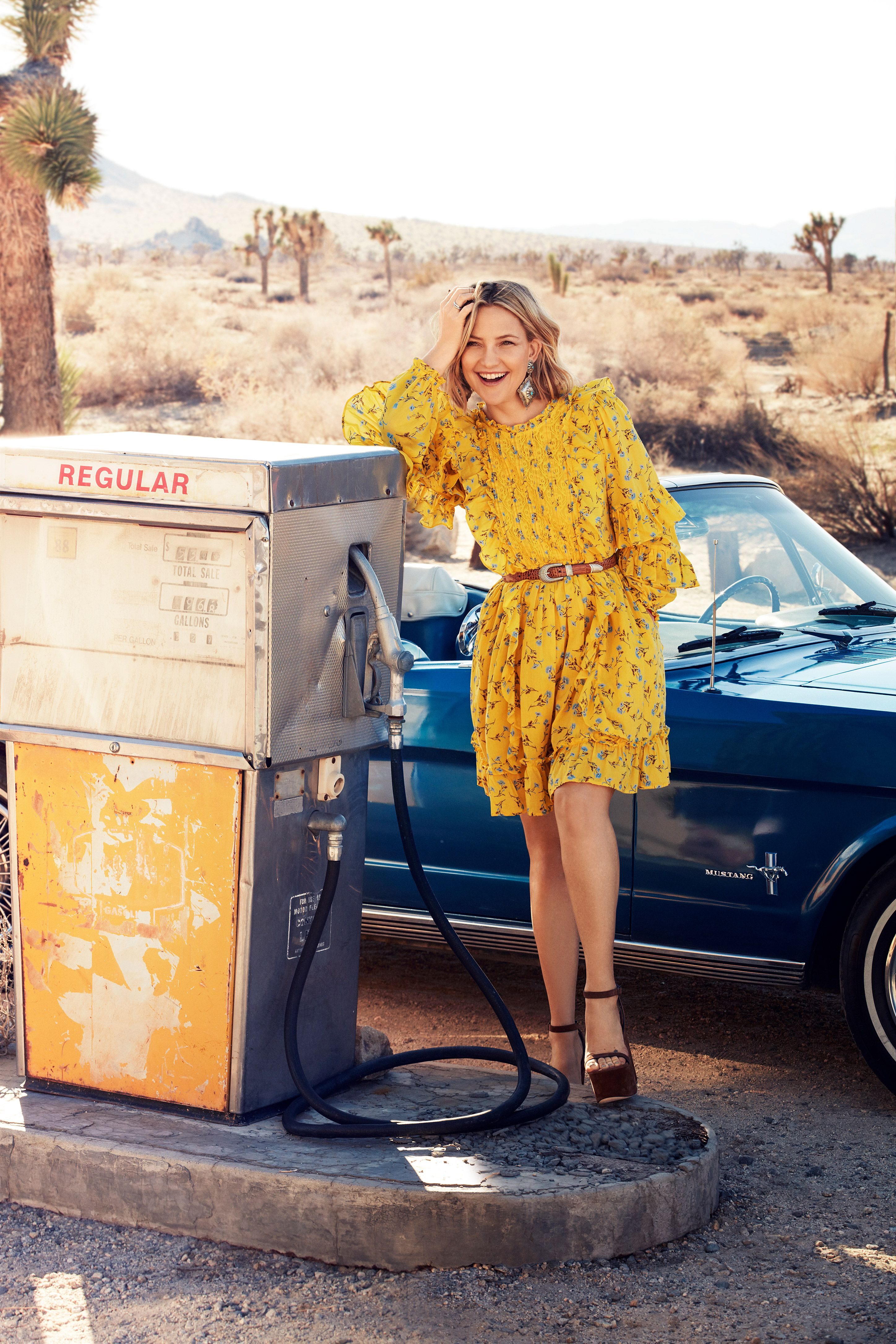 Kate Hudson Just Launched an Eco-Friendly Fashion Line