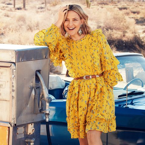 ed2f09ae0b6e Kate Hudson Launches Happy x Nature