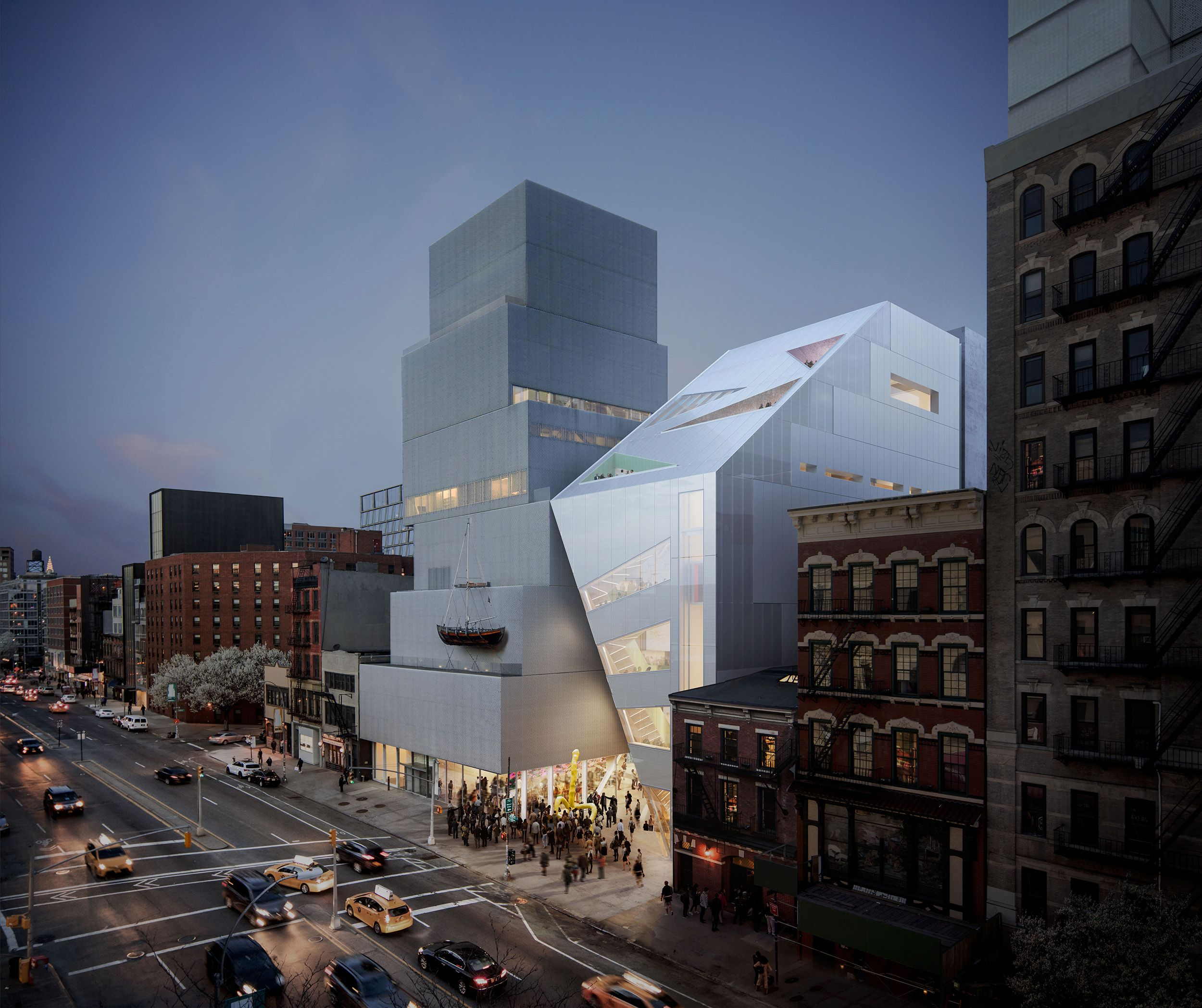 OMA Takes Over at One of New York's Leading Cultural Institutions