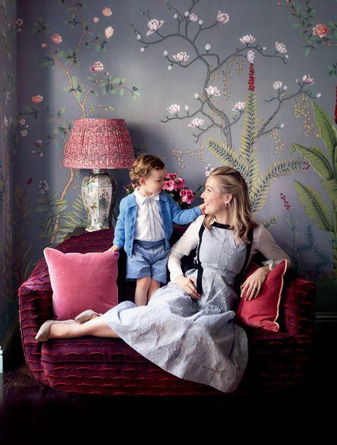 people, designer, wallpaper, marieclaire maison italia, febbraio 2021