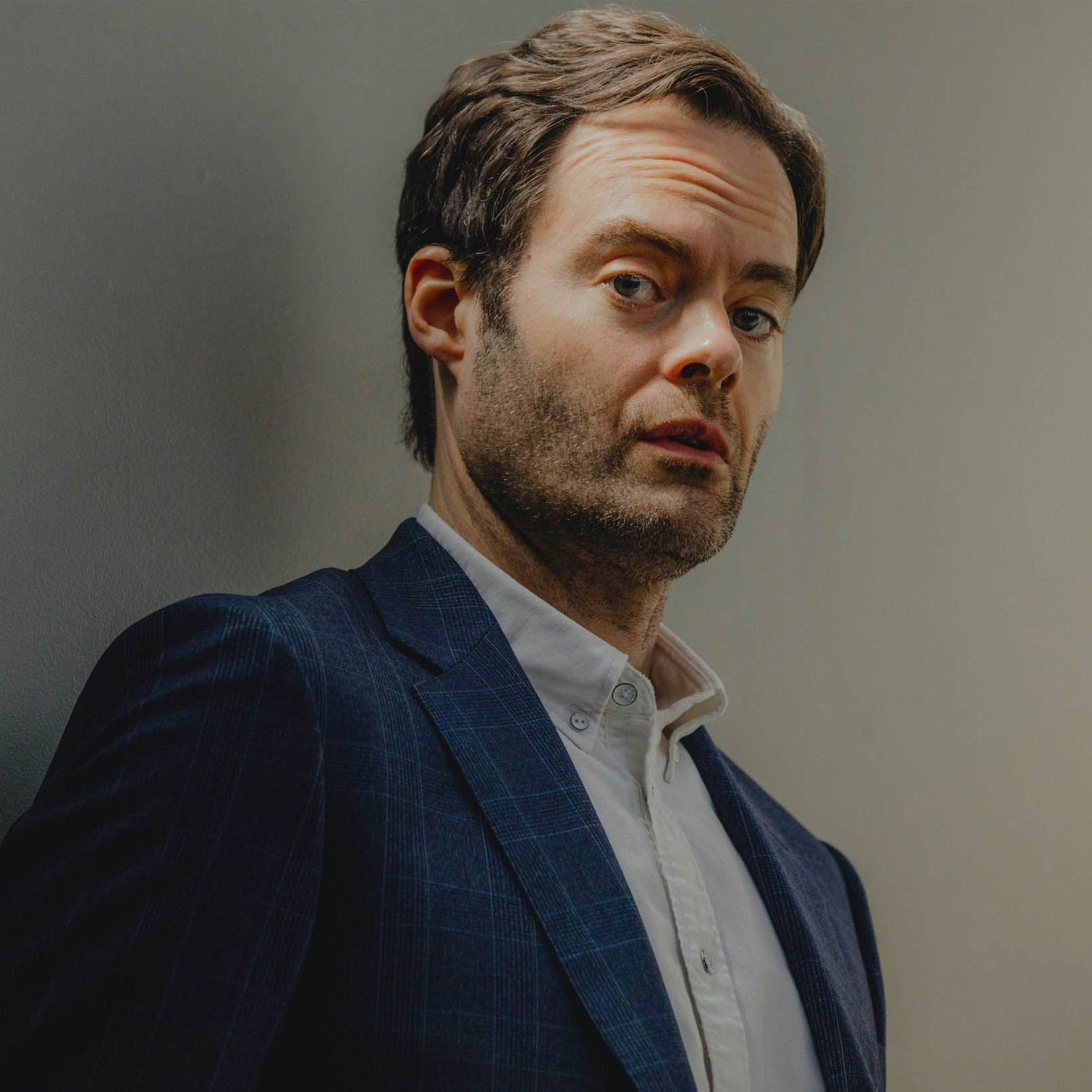 """""""The second season is … dark,"""" Hader warns about Barry ."""