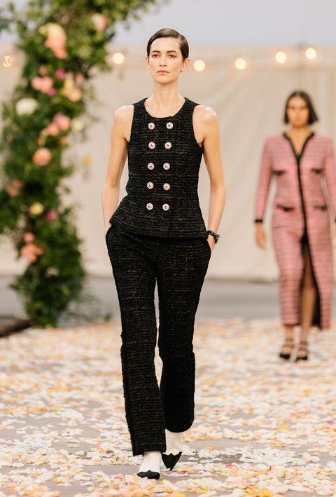 chanel primavera 2021 sfilata haute couture