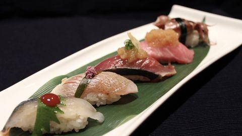 Dish, Food, Cuisine, Ingredient, Sakana, Sashimi, Japanese cuisine, À la carte food, Eel, Kasuzuke,
