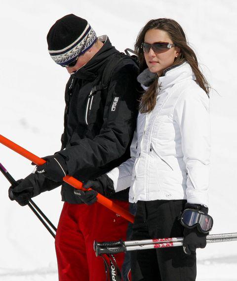 Snow, Helmet, Outerwear, Jacket, Ski, Recreation, Winter, Winter sport, Headgear, Sports equipment,