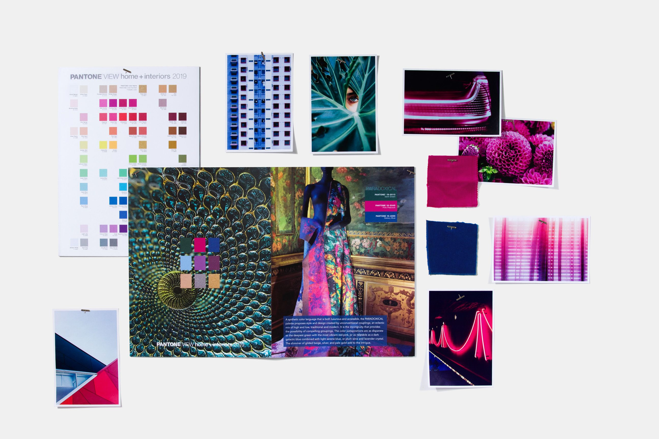 Pantone Color Trends For 2019 Pantone Forecasts Top New Colors
