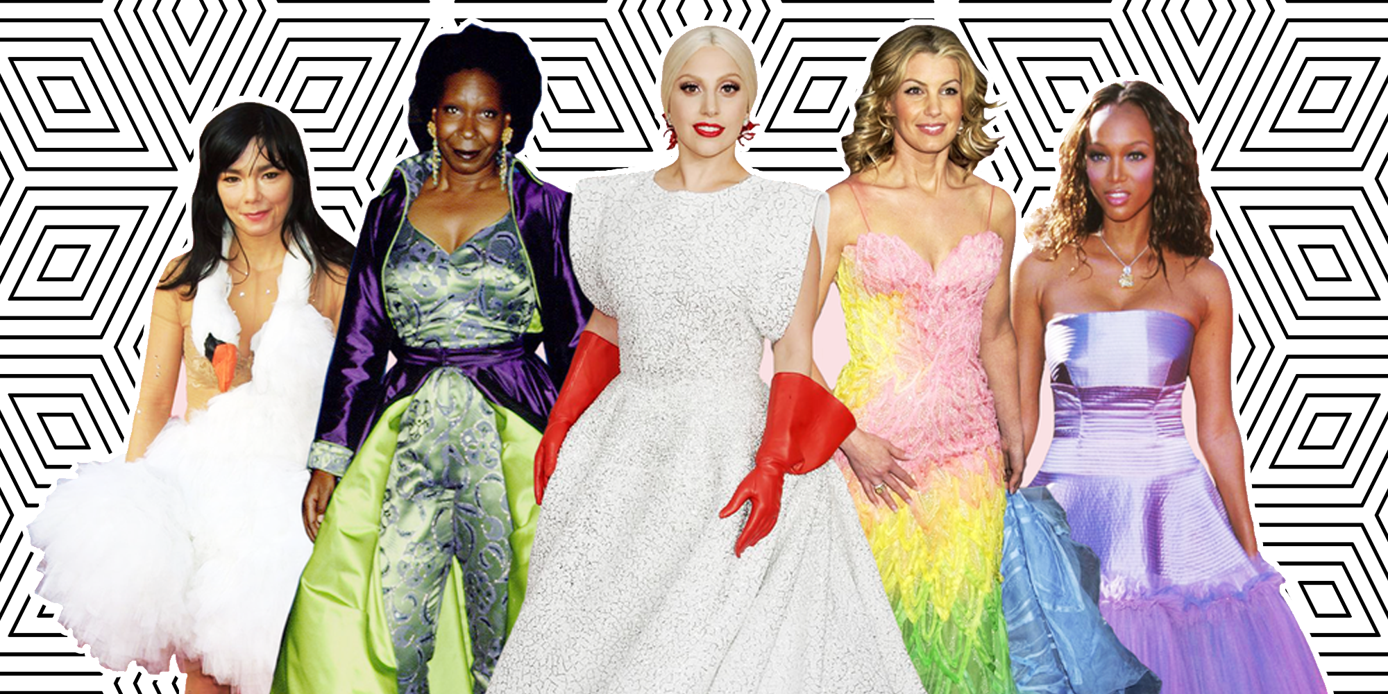 Oscars Best And Worst Dressed 2021 The Worst Oscar Dresses of All Time