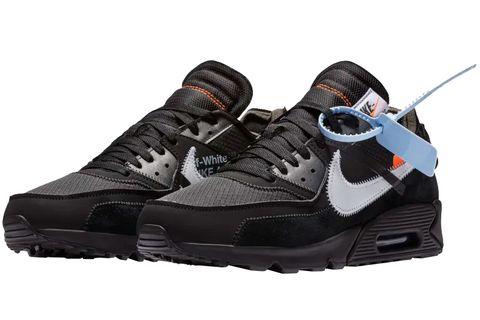 Shoe, Footwear, Outdoor shoe, Black, White, Sportswear, Sneakers, Walking shoe, Running shoe, Athletic shoe,