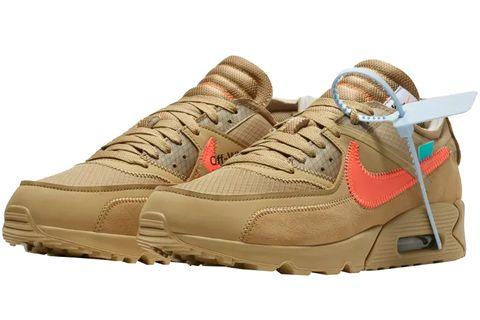 Shoe, Footwear, Sneakers, Brown, Sportswear, Khaki, Beige, Outdoor shoe, Tan, Walking shoe,