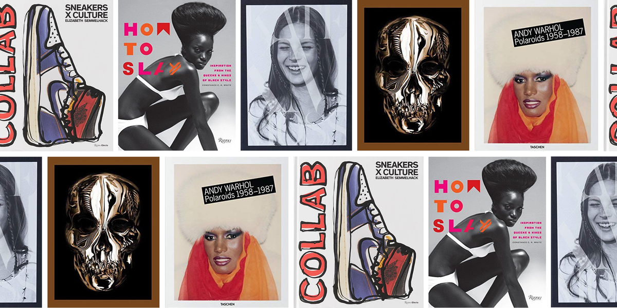 17 Fashion Coffee Table Books That Make The Perfect Accent Piece