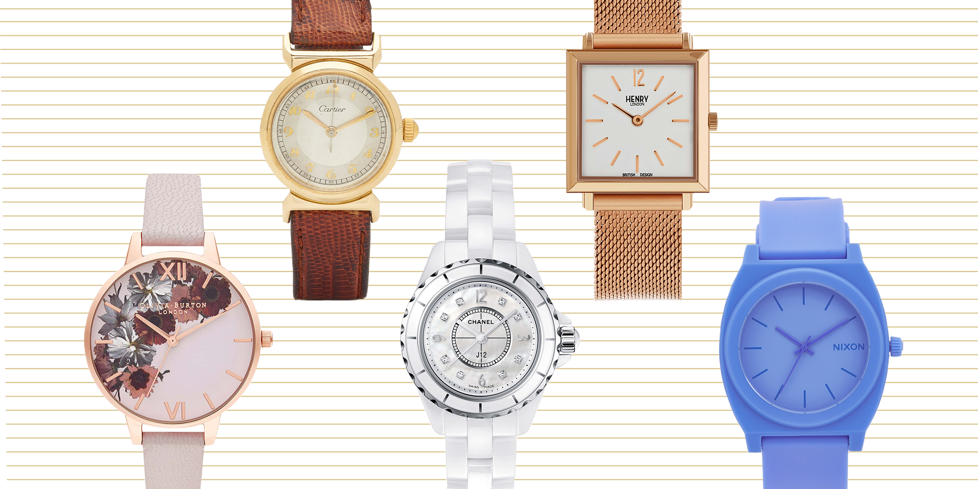 The 13 Best New Watches for Women You Can Buy