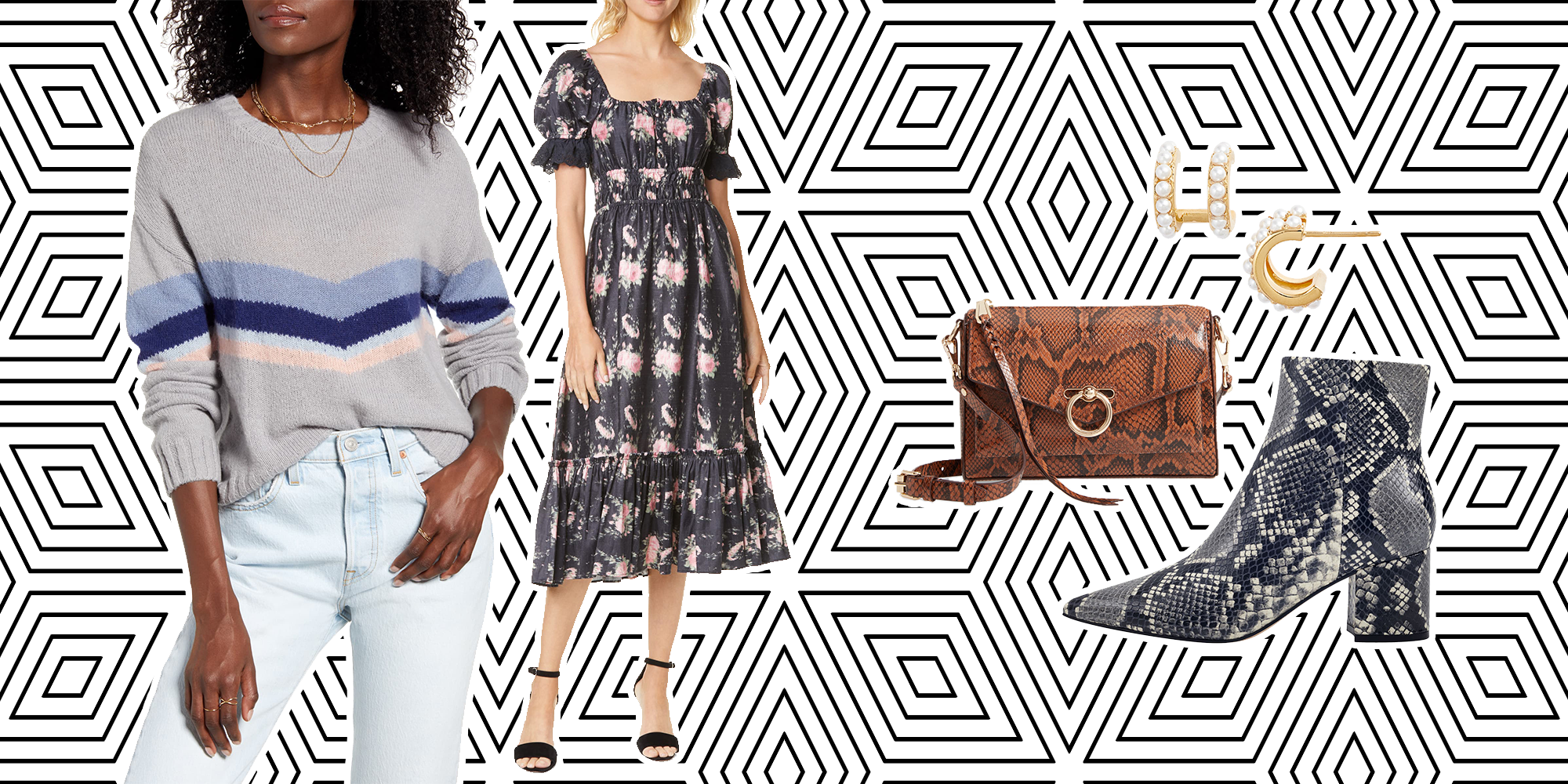 Nordstrom's Winter Sale Is a Great Place to Stock Up on Spring Essentials