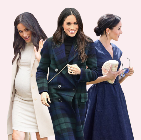 4a6eff723ee6 Meghan Markle's Favorite Fashion Brands That Also Make Adorable Baby ...