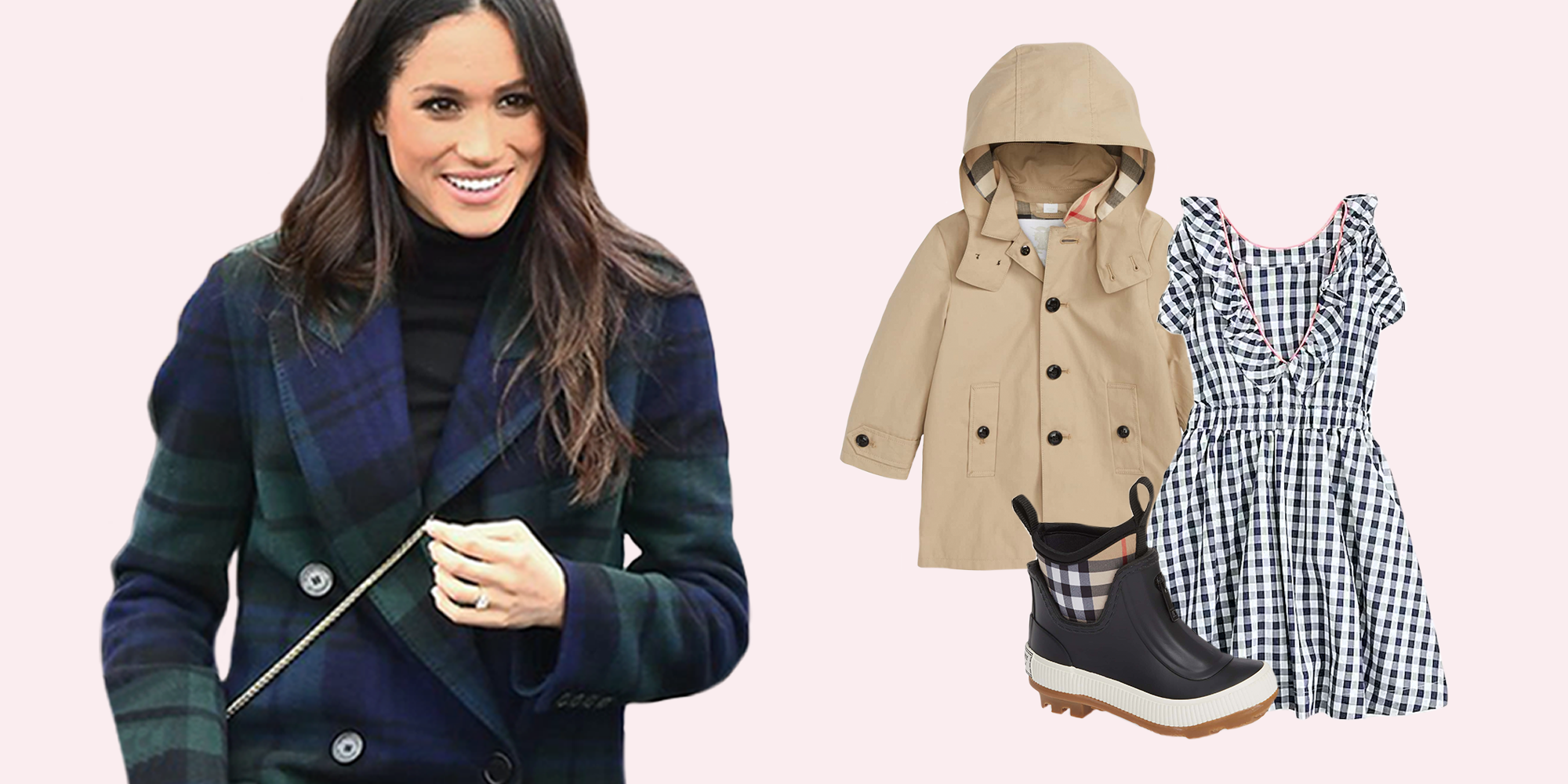 a2f41def9 Meghan Markle's Favorite Fashion Brands That Also Make Adorable Baby Clothes