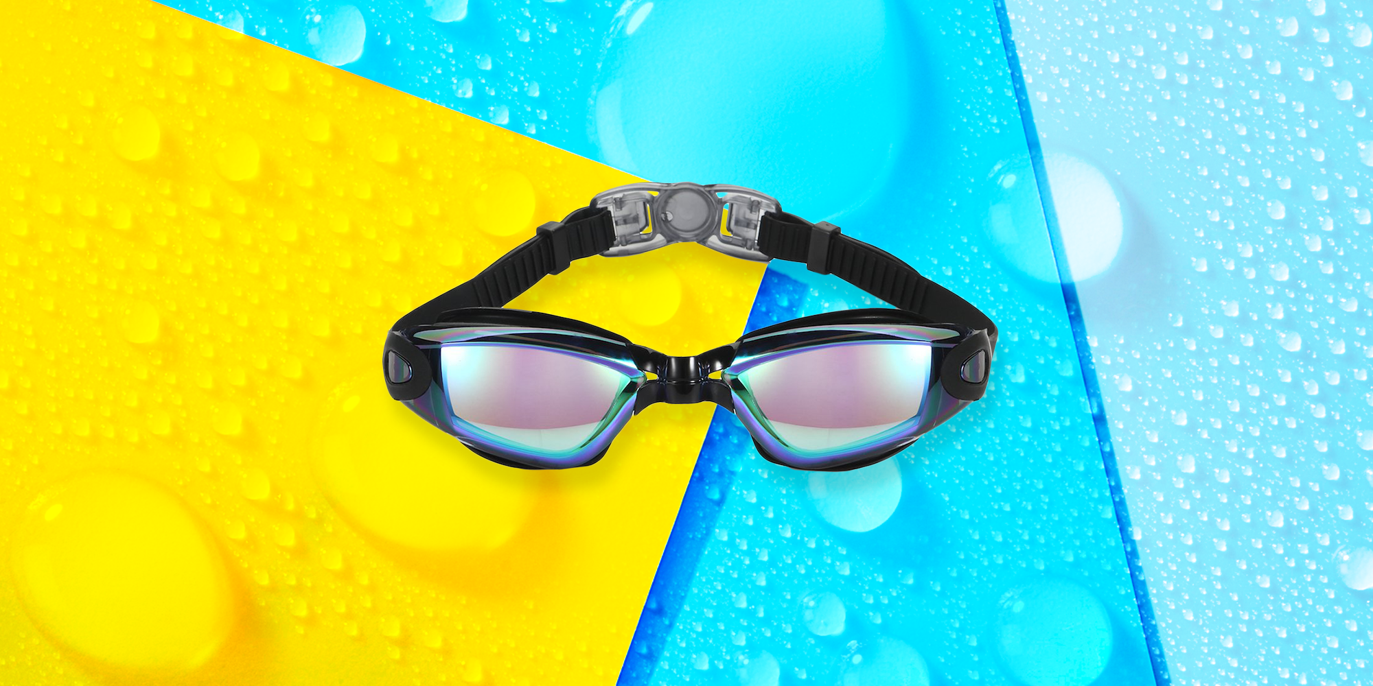 The 20 Best Swimming Goggles, According to Amazon User Reviews