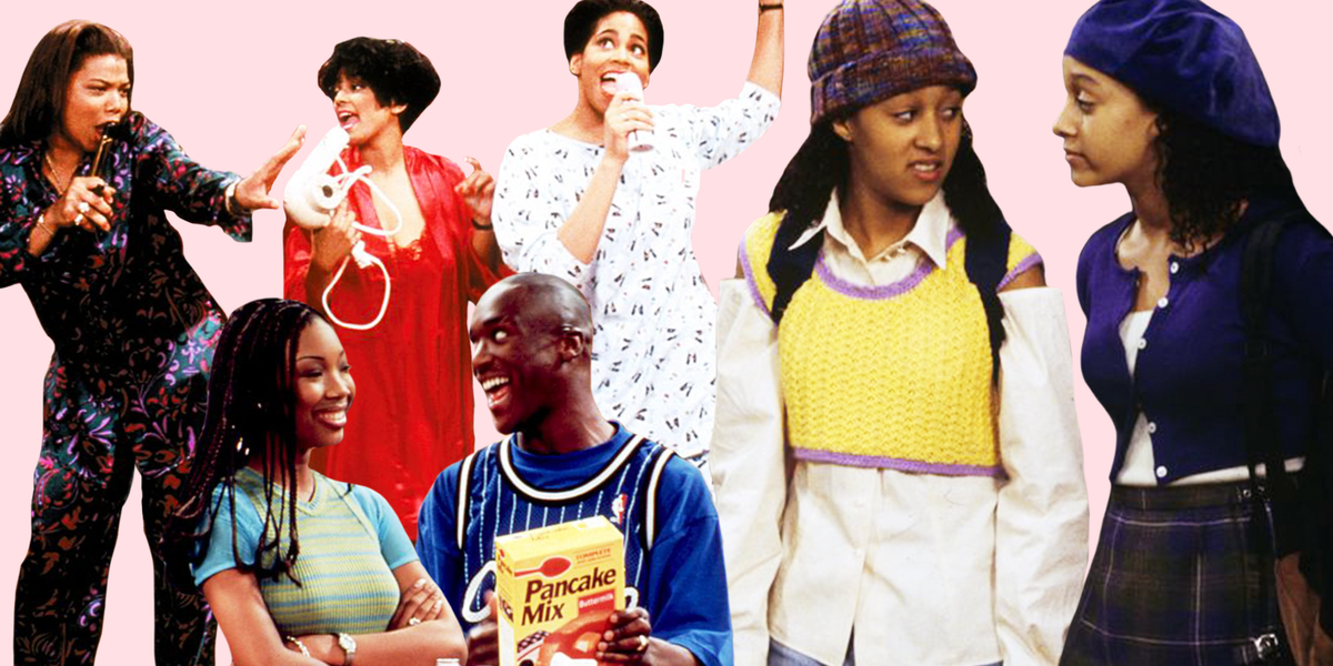 Black Tv Shows That Deserve A Reboot  Best Black Sitcoms Of The 90S And 2000S-1564
