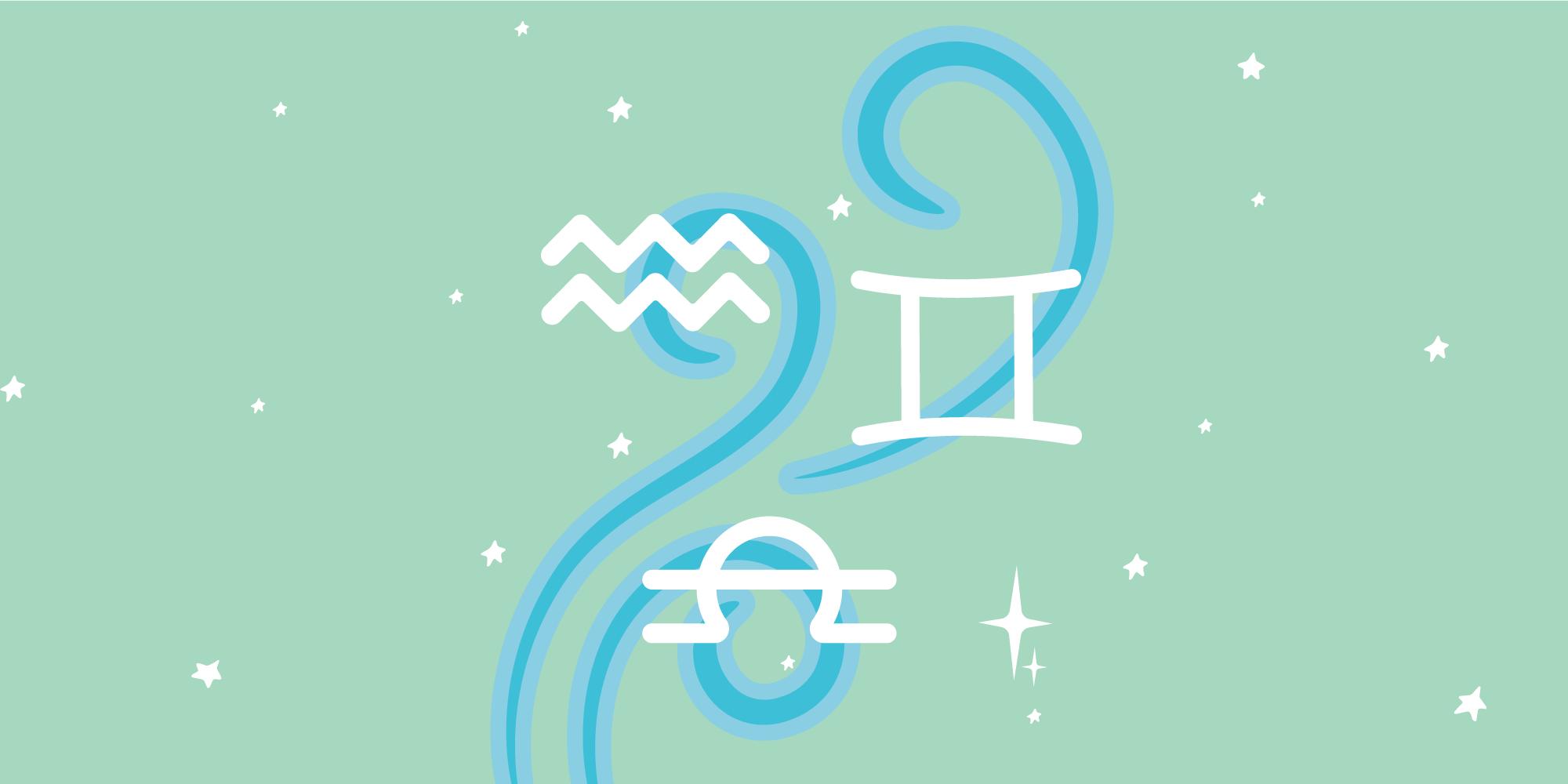 Zodiac S Air Signs Aquarius Gemini Libra Traits Explained