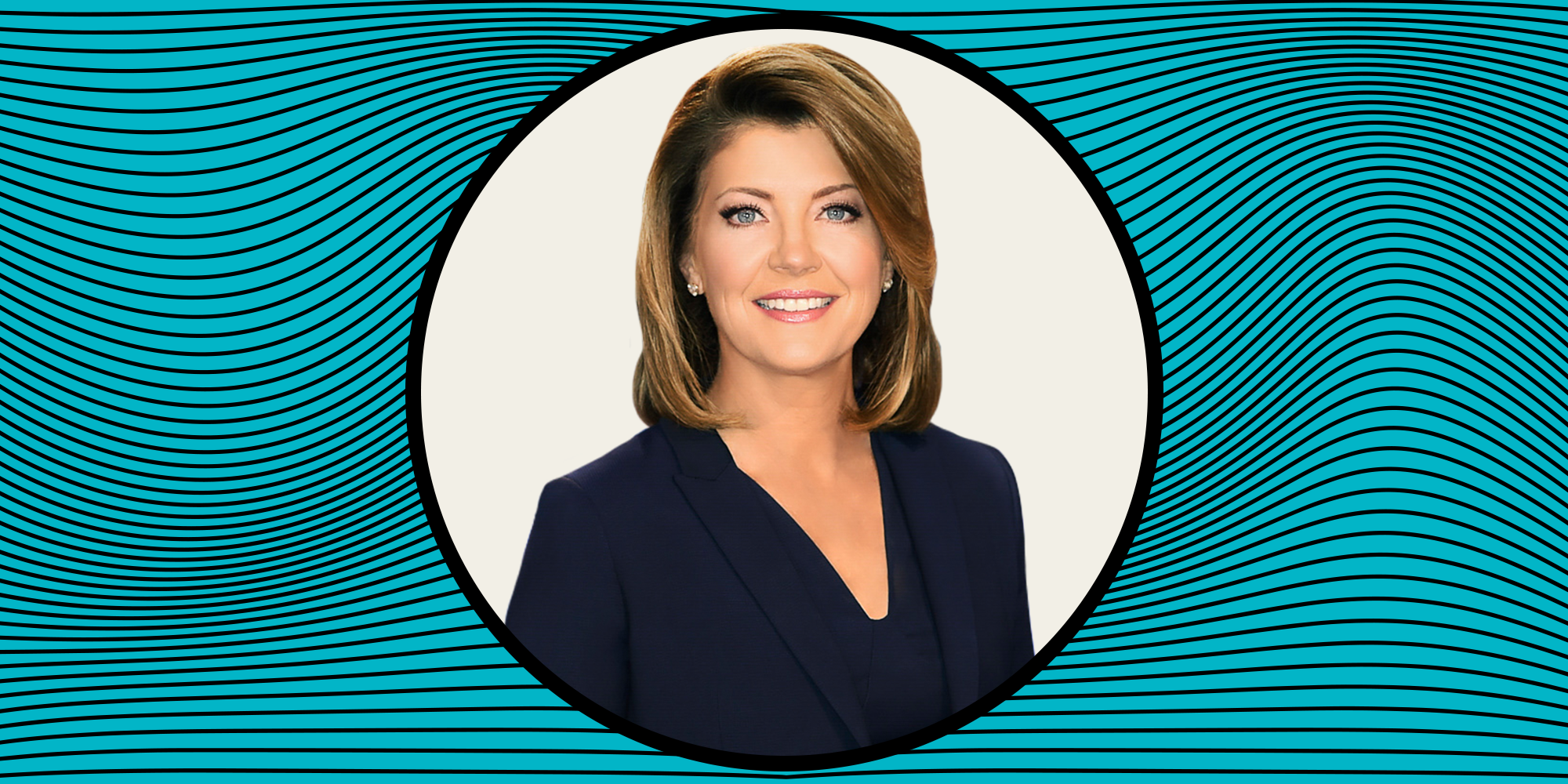 CBS Evening News Anchor Norah O'Donnell Is Focusing on Substance