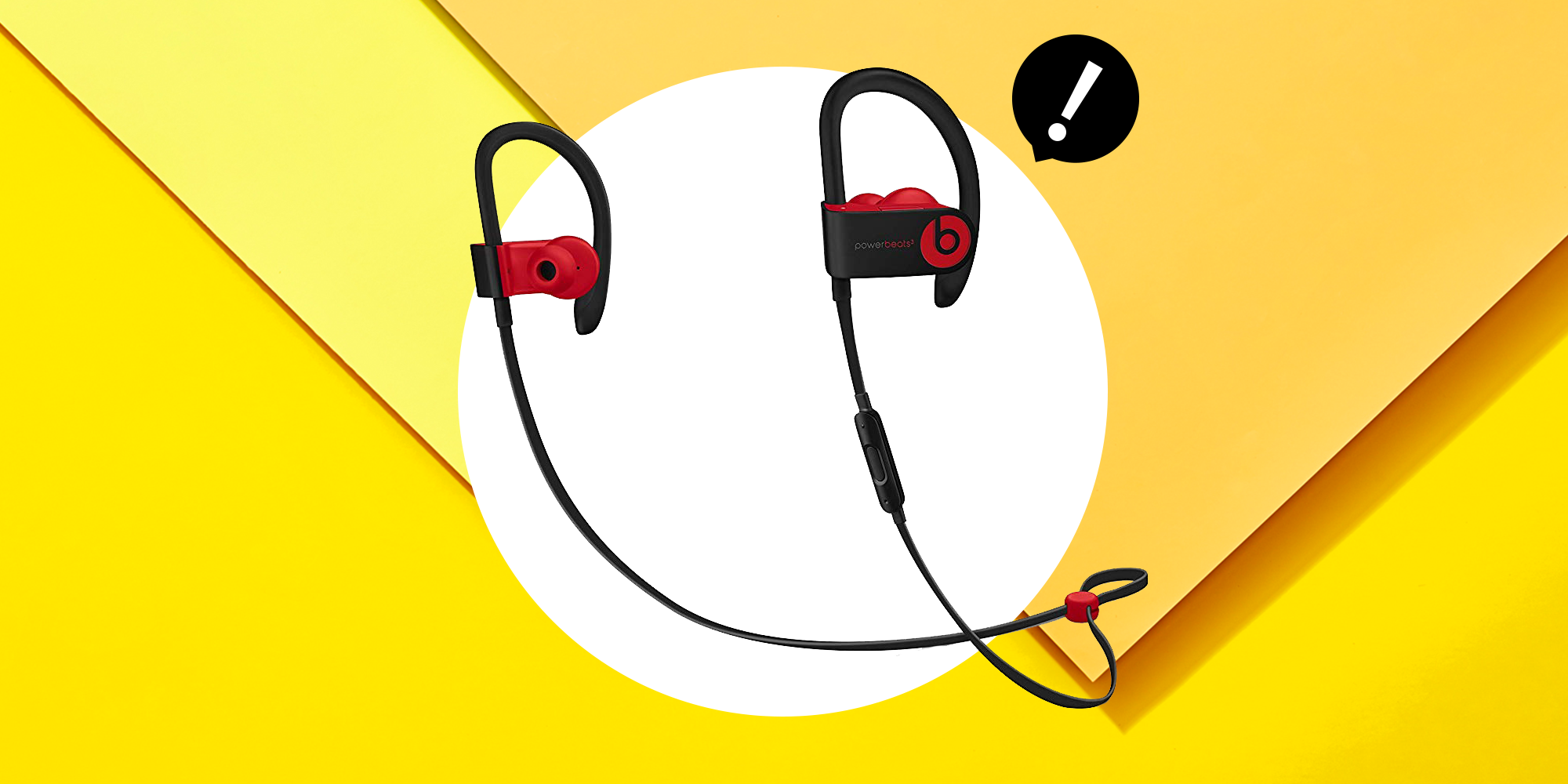 Beats Powerbeats 3 Headphones Are On Sale For $120 Off At Their Lowest Price Ever