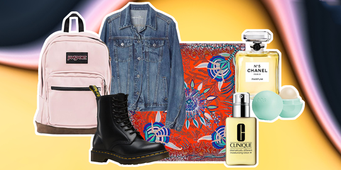 Product, Footwear, Perfume, Hand luggage, Font, Denim, Shoe, Bottle, Brand, Style,