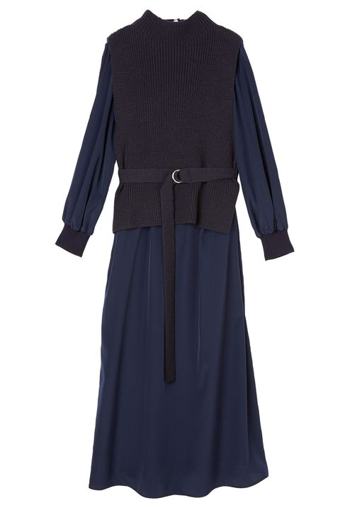 Clothing, Dress, Sleeve, Outerwear, Day dress, Robe, Coat, Cocktail dress, Costume,