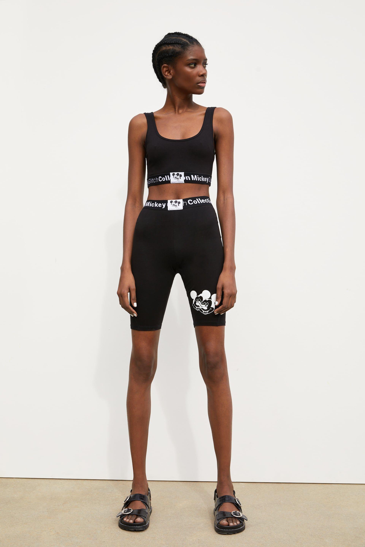 pantalon ciclismo zara