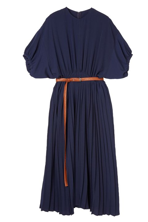Clothing, Dress, Robe, Sleeve, Day dress, Cocktail dress, Outerwear, Nightwear, Costume, Belt,