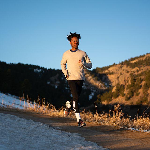 runner's high study