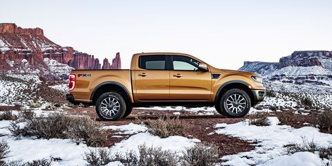2019 Ford Ranger Specs Release Date Price