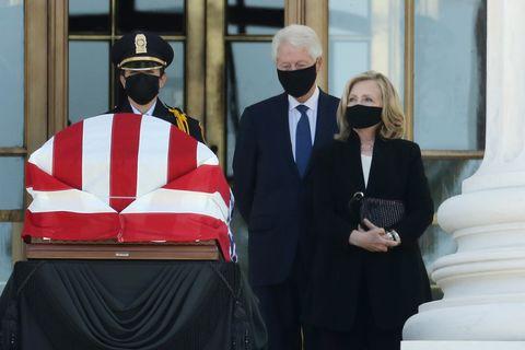 ruth bader ginsburg funeral