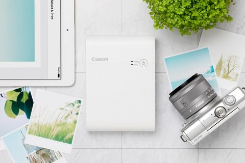 canon全新掌上型手機印相機selphy square qx10