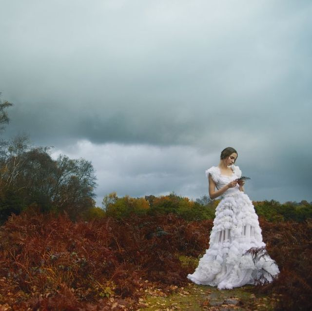 erik madigan heck bridal dress winter wedding fashion editorial
