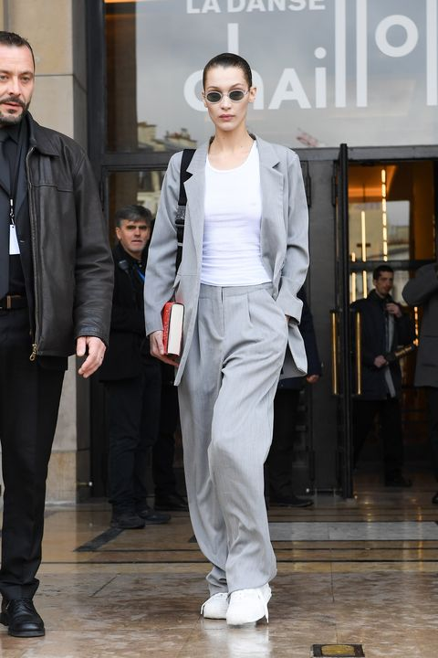 Celebrity Sightings - Paris Fashion Week Womenswear Fall/Winter 2019/2020 : Day Six