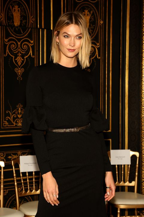 Christian Siriano : Front Row -  Paris Fashion Week - Womenswear Spring Summer 2020