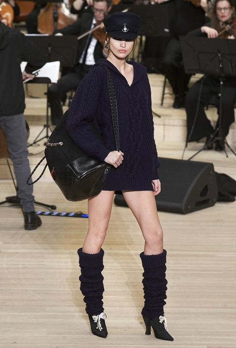 "Chanel Metiers d'Art"" Fashion Show"