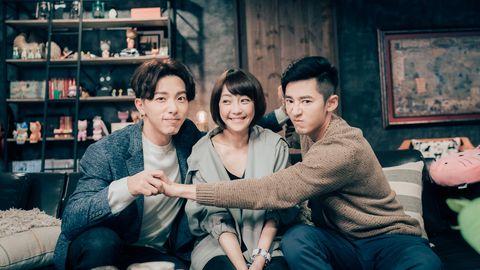 1006的房客,李國毅,謝欣穎,坤達