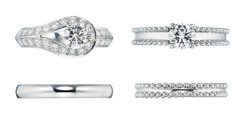 Body jewelry, Diamond, Platinum, Jewellery, Fashion accessory, Pre-engagement ring, Gemstone, Silver, Engagement ring, Metal,