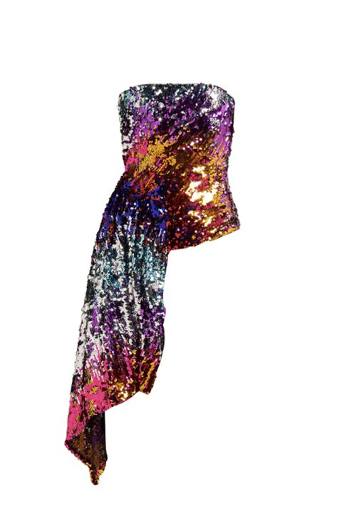 Clothing, Purple, Violet, Orange, Stole, Scarf, Fashion accessory, Magenta, Neck, Silk,