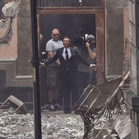 ダニエル・クレイグ、「007」での壮絶なスタントをこなした代償