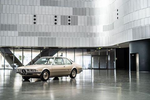BMW マルチェロ・ガンディーニ氏(Marcello Gandini)ガルミッシュ(Bartone Garmisch)
