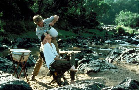 "FILM ""OUT OF AFRICA"" DE SYDNEY POLLACK"