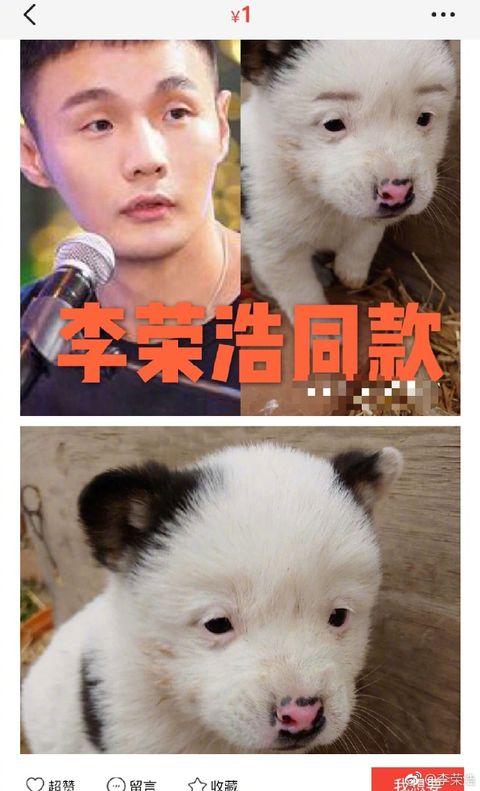 李榮浩自嘲「醜界救星」