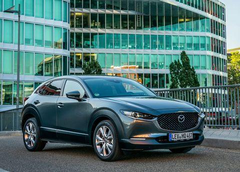 Land vehicle, Vehicle, Car, Motor vehicle, Automotive design, Luxury vehicle, Crossover suv, Mazda, Personal luxury car, Performance car,