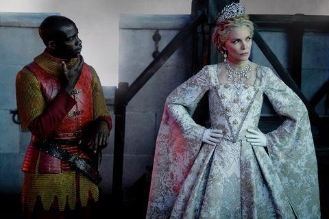 安潔莉娜裘莉《黑魔女2》