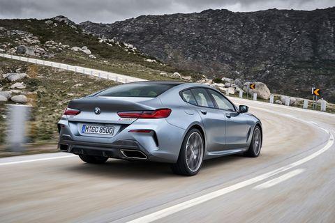 BMW、8シリーズ グランクーペ、クルマ