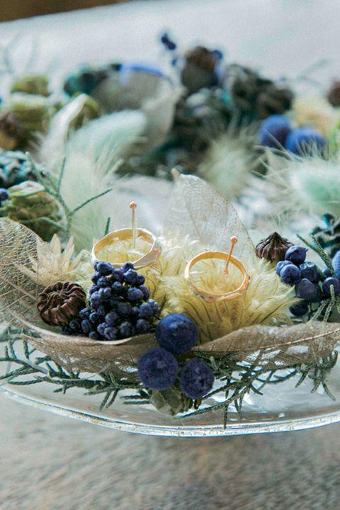 Blue, Berry, Plant, Food, Fruit, Tableware, Centrepiece, Floristry, Table, Platter,